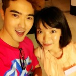Day 4: Photo with Lee Teng