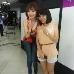 Day 4: photo with Pei Fen