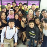 Day 5: Group Photoshoot with Channel 5 audience