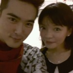 Day 5: Last photo with Lee Teng before wrap!