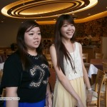 Michelle and Hui Zi