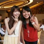 Hui Zi and Grace