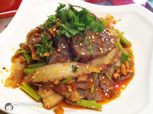 姜葱牛肉 $18 Pan Fried Beef Slice Hong Kong Style