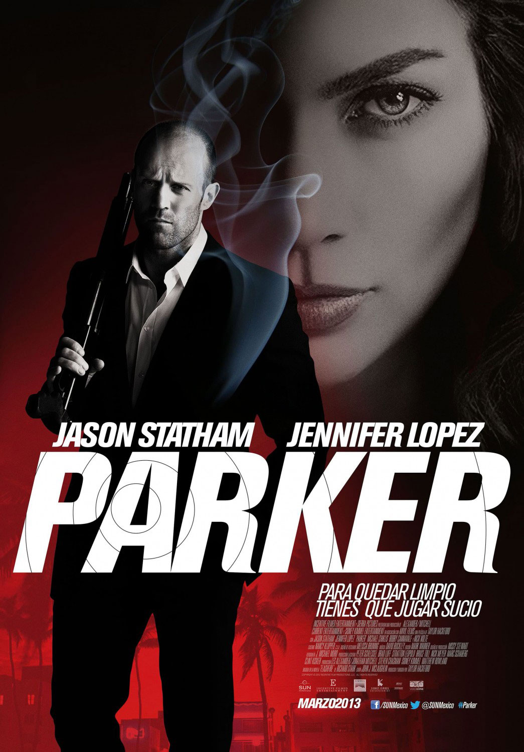 parker movie review by tiffanyyongcom