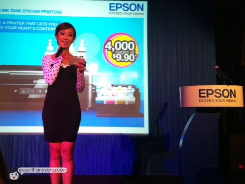 Epson L-series