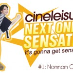 Nomnom Challenge | Guide to First Dates in Cineleisure