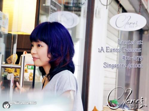 clare's hair spa address