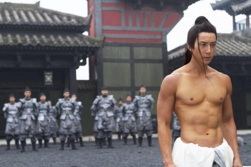 wu chun saving general yang