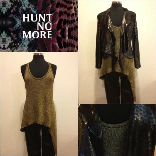 Hunt No more