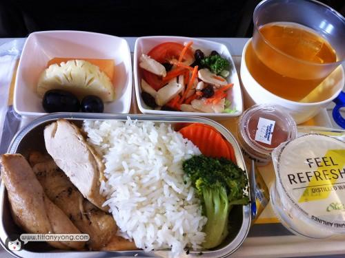 Royal Brunei High Fibre Meal