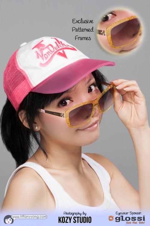 Glossi Sunglass Tiffany Yong