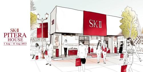 SK-II Pitera House