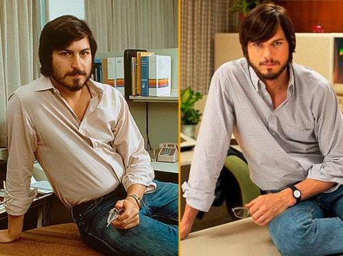 steve jobs ashton kutcher