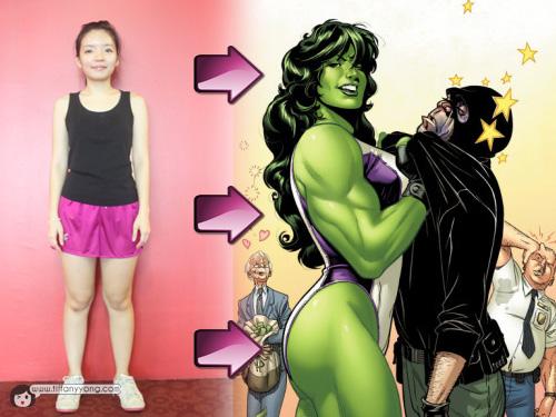 physical abuse hulk
