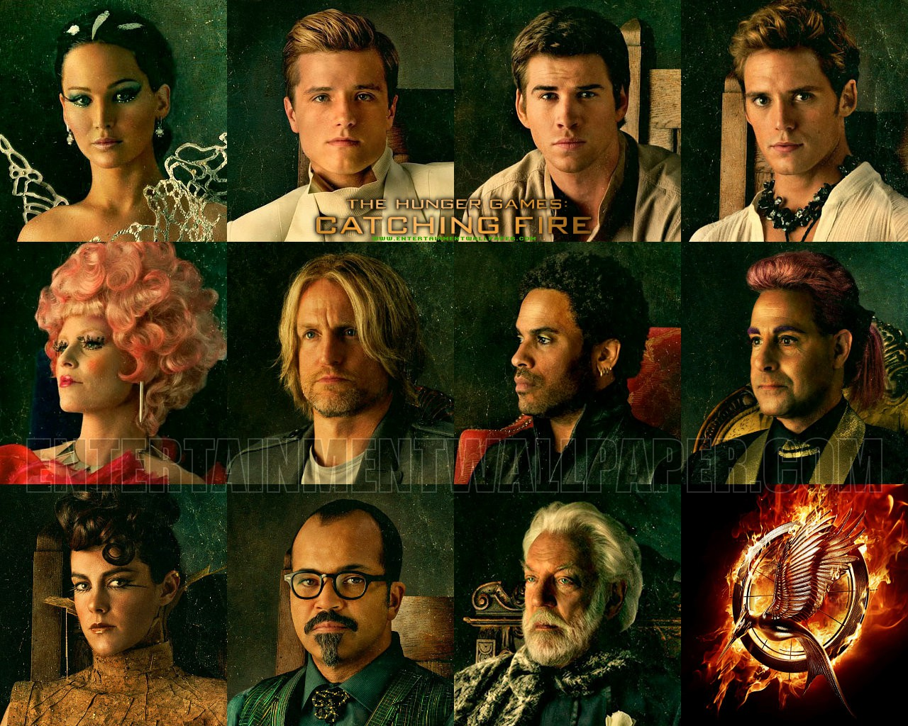 The Hunger Games Catching Fire Movie Review By Tiffanyyong Com
