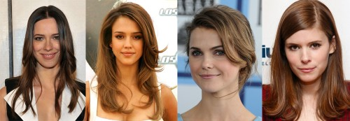 Rebecca Hall, Jessica Alba, Keri Russell, and Kate Mara