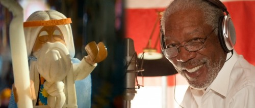 lego movie morgan freeman