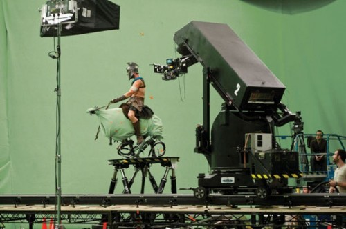 300: Rising of Empire behind the scenes