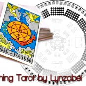 Lynzabel Lee's March 2014 I Ching Tarot Reading