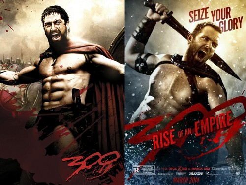 leonidas vs Themistocles