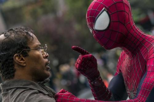 Amazing Spider-Man 2 jamie-foxx