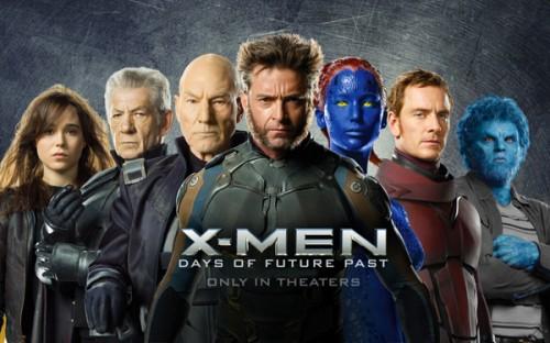 X-Men Movie Poster2