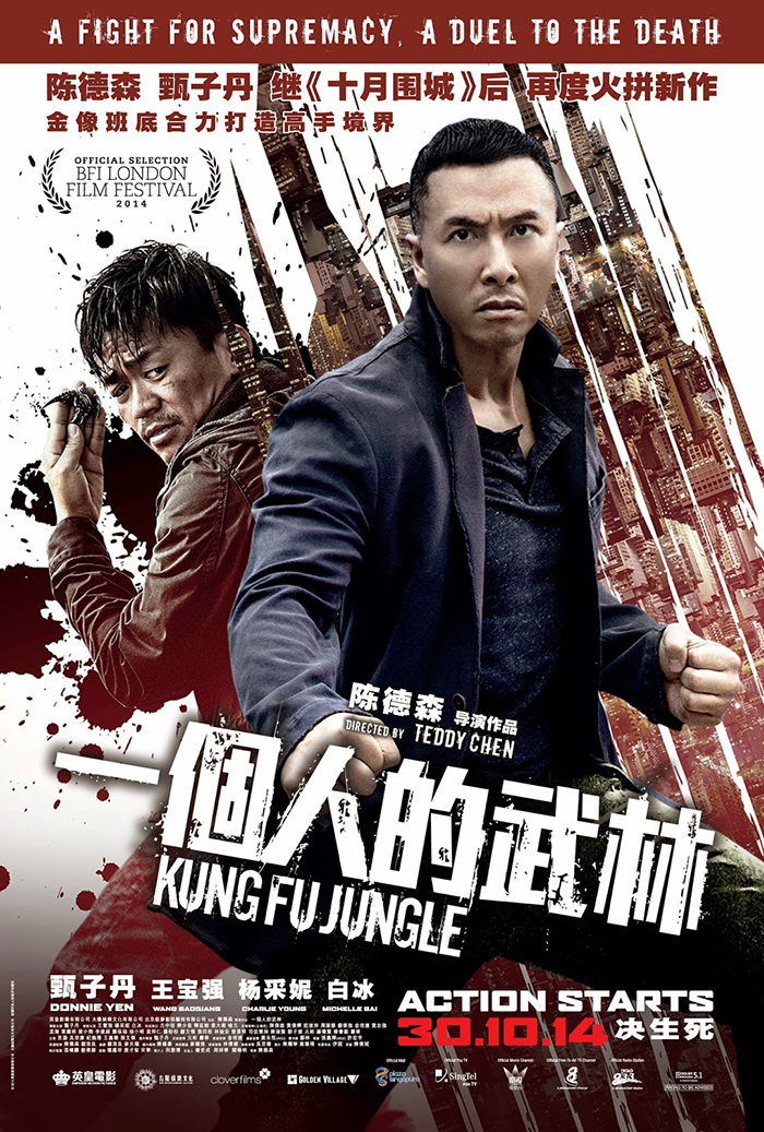 kungfu jungle ���������� movie review tiffanyyongcom