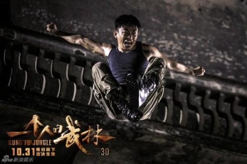 wang bao qiang kungfu jungle