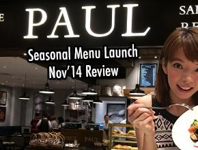 PAUL Food Tasting Header