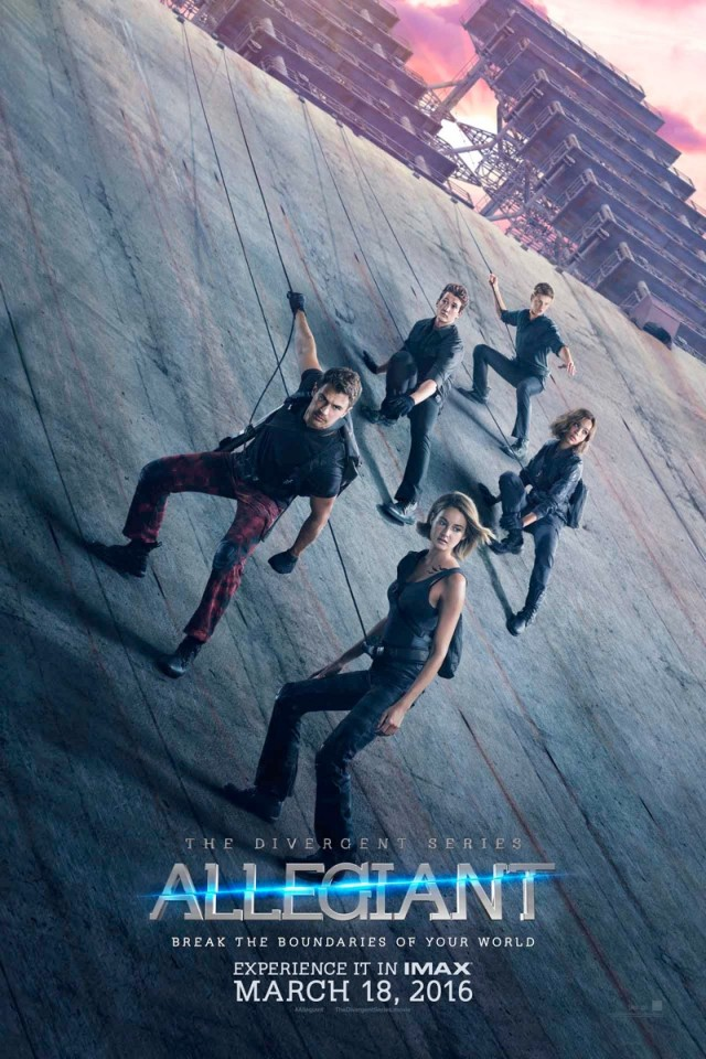 Divergent Allegiant Movie Poster