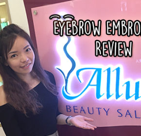 Allure Beauty Eyebrow Embroidery Review