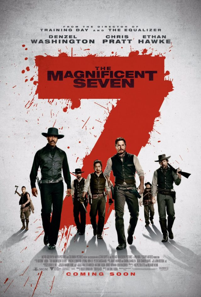 the magnificent seven movie-poster