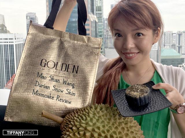 Golden Moments Mao Shan Wang Durian