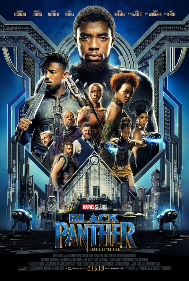 Marvel Studio Black Panther Movie